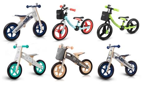Bici per bambini Kinderkraft disponibile in 2 modello