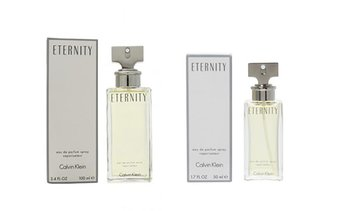 Calvin Klein Eternity Eau de Parfum for Women (1.7 or 3.4 Fl. Oz.)