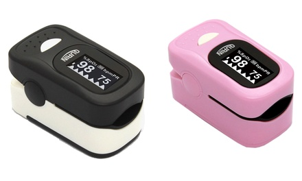 Gurin GO-410 Fingertip Pulse Oximeter