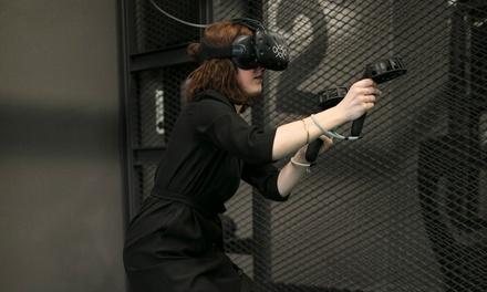 1h de jeux en réalité virtuelle pour 1 à 4 personnes dès 24,90 € au Virtualtime