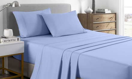 From $29 for a 2000TC Bamboo Cooling Sheet Set (Don't Pay up to $199)