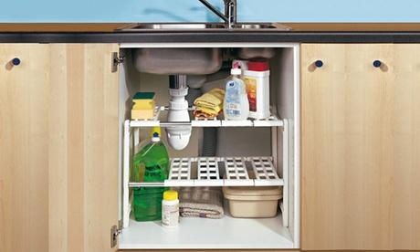 1 o 2 estanterías regulables para armarios