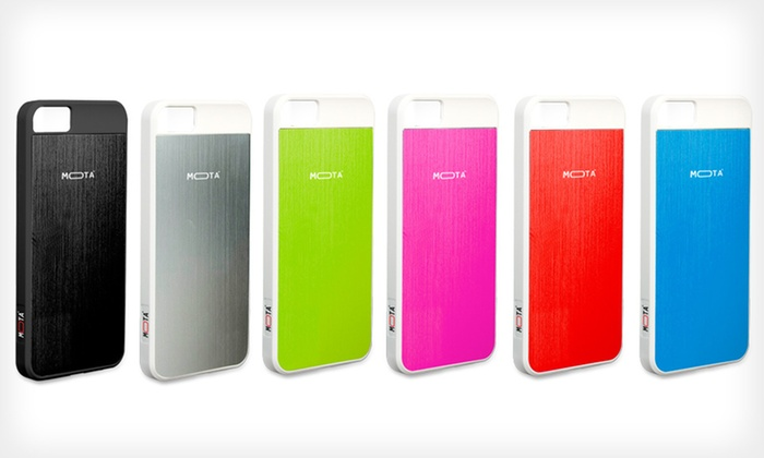 Mota Ultra-Slim Protective iPhone 5 Case: $9 for a Mota Ultra-Slim Protective iPhone 5 Case ($40 List Price). Six Colors Available. Free Returns.
