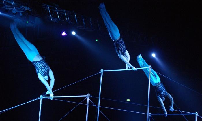 Circus Vargas - Multiple Locations: Circus Vargas presents iLUMINOUS (April 7–May 9)