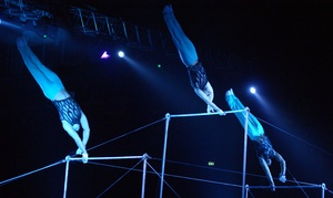 Circus Vargas: Circus Vargas presents iLUMINOUS in Santa Ana or Irvine (June 2–13)