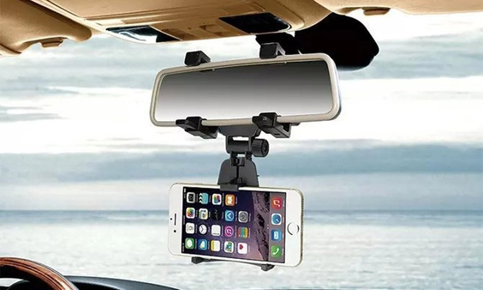 One or Two Apachie Rear-View Mirror Holders from £7.99