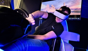Immotion VR: 30- or 60-Minute Virtual Reality Gaming Session for Up to Four at Immotion VR (Up to 45% Off)