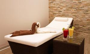 DeLuxe Spa Center: 2 Std. oder 3 Std. Private-Sauna-Suite für bis zu 2 Personen im DeLuxe Spa Center (20% sparen*)