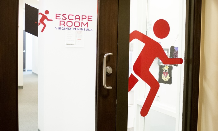 Escape room virginia peninsula up to 32 off hampton for Livingsocial x room