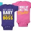 Funny Infant Bodysuits