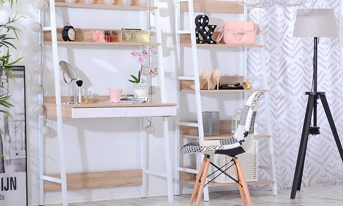 selsey living regal schreibtisch groupon goods. Black Bedroom Furniture Sets. Home Design Ideas