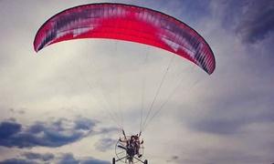FLY-TRYB: Lot motoparalotnią nad Kielcami i okolicami od 150 zł i więcej z firmą FLY-TRYB – 4 lokalizacje (do -41%)
