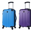 Travelers Club Deanne 20'' Expandable Spinner Carry-On