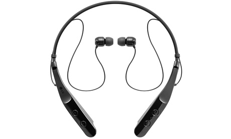 LG Tone Triumph HBS-510 Wireless Bluetooth Stereo Headset photo
