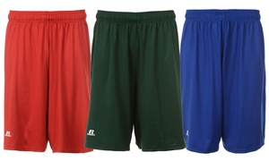 Russell Men's Athletic Performance Shorts (2-Pack)