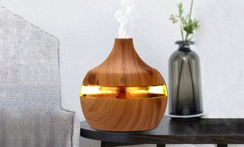 USB 300ml Aroma Air Humidifier