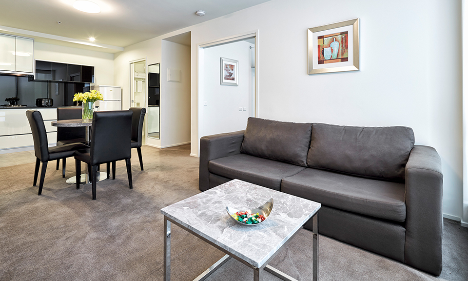 Melbourne: Apartment for 2 or 4 5
