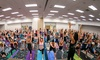 The Yoga Expo - Walter E. Washington Convention Center: The Yoga Expo 2016 on Saturday, August 20 at 10 a.m.