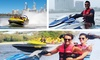 Jet Boat and Jet Ski Pkg for Two