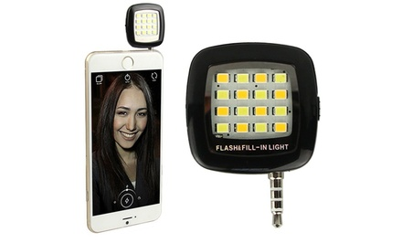 Universal LED Smartphone Selfie Flash