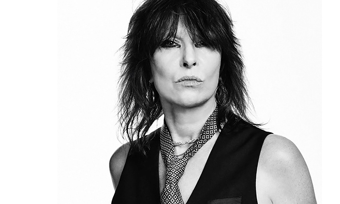 A Night with Chrissie Hynde: Pretenders and Stockholm -  The Chicago Theatre: Chrissie Hynde at The Chicago Theatre on November 12 at 7:30 p.m. (Up to 38% Off)