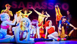 Wasabassco Burlesque: Summer In The City Winery: Wasabassco Burlesque: Summer in the City Winery on Friday, August 5, at 8 p.m.