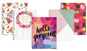 Fashion Spiral Notebooks