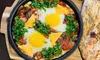 Up to 30% Off Mediterranean Cuisine at Khaghan Restaurant