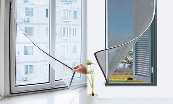 Zanzariera per finestre groupon goods - Zanzariera ikea per finestre ...