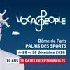 """""""Voca People"""" au Palais Des Sports"""