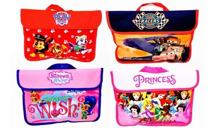 Kids' CharacterThemed Book Bag