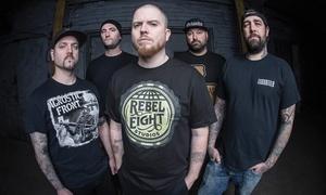 Hatebreed –42% Off Heavy Metal Concert at Hatebreed, plus 9.0% Cash Back from Ebates.