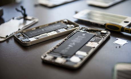 Up to 15% Off on On Location Cell Phone Repair at DMV Phone Repair