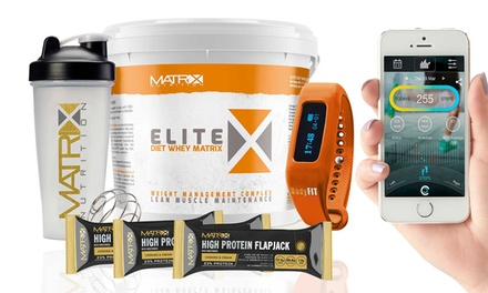 Matrix Complete Fitness Collection