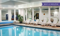 Spa Access and Two Treatments at Cisswood House Hotel