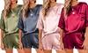 Pyjamas Set with Oversized Top