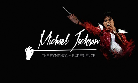 michael jackson the symphony experience in berlin groupon. Black Bedroom Furniture Sets. Home Design Ideas