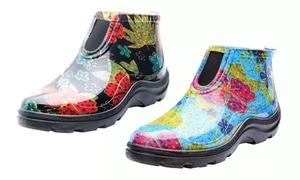 Sloggers Women's Waterproof Garden Ankle Boots