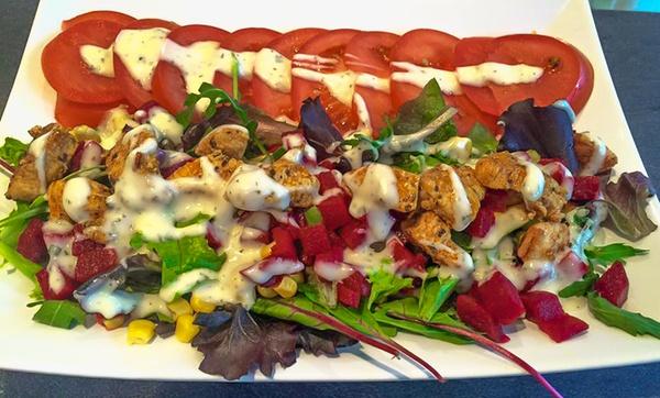 Repas Savoureux Pour 2 La Table Du Boucher Groupon