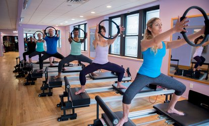 image for Three or Five Semi-Private Reformer Classes at IM=X <strong>Pilates</strong> (Up to 65% Off)