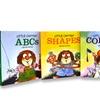 Set of 4 Little Critter Giant Board Books