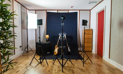 image for Live Music Video Recording at Charthouse Music Studio