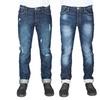 JNCO Men's Slim Straight Leg Jeans