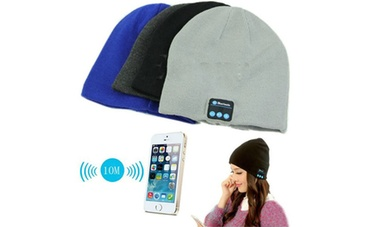 Wireless Bluetooth Winter Hats