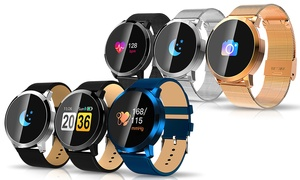 1 of 2 smartwatches met OLED-scherm voor Android en Apple