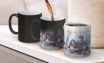 Choice of Personalised Photo Mug
