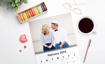 Up to 86% Off Custom Wall Calendars from Collage.com