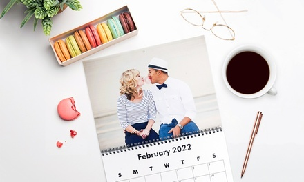 Custom Wall Calendars from Collage.com (Up to 86% Off). Six Options Available.