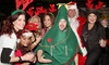 EXPO 4 Life - OC Santa Crawl: Santa Pub Crawl Admission for Two or Four from EXPO 4 Life (Up to 52% Off)