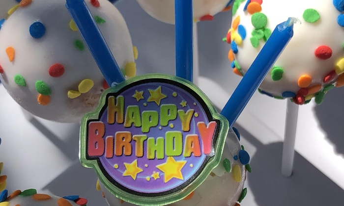 Miraculous Vegas Cake Pops Las Vegas Nv Groupon Funny Birthday Cards Online Inifofree Goldxyz